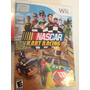 Nascar Kart - Nintendo Wii - Novíssimo, Com Caixa E Manual