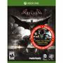 Batman Arkham Knight Xbox One Pt-br Dlc Midia Fisica Lacrado