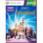 Kinect Disneyland Xbox 360 Legendado Melhor Preço Ml
