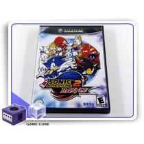 Gc Sonic Adventure 2 Battle Original Gamecube