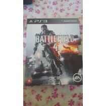 Battlefield 4 Com Tropa De Elite - Ps 3