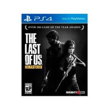 The Last Of Us Remastered Código Psn Ps4