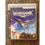 Warhawk Ps3 Completo Original