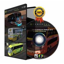 Eurotruck 2 Mod Bus 2016 Simulador De Ônibus C/ Rodoviárias
