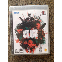 The Club Ps3 Completo