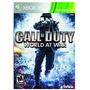 Call Of Duty World At War (cod 5) Jogo De Guerra Xbox 360