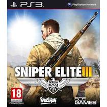 Sniper Elite 3 Ps3 Código Psn Português Receba Hoje