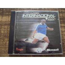 Microsoft Futebol Internacional 2000 - Jogo Para Pc