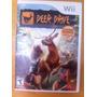 Jogo Nintendo Wii Deer Drive - Original