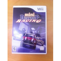 Jogo Nintendo Wii Mini Desktop Racing