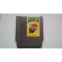 Super Mario Bros. 3 -nintendinho - Nes - Original Eua
