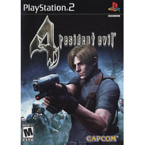 Resident Evil 4 Ps2 Patch