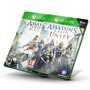 Assassins Creed Unity + Black Flag Xbox One Código Original