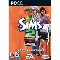 Game Pc - The Sims 2: Aberto A Negocios - Original Lacrado