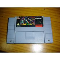 Snes Super Nintendo The Adventures Of Batman Robin Original