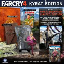 Jogo Novo Far Cry 4 Kyrat Edition Para Playstation 3 Ps3