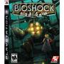 Bioshock 1 Original Ps3 Em Disco Lacrado
