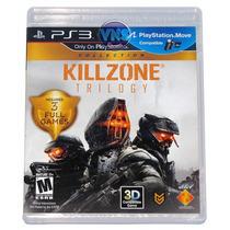 Killzone Trilogy - 3 Jogos + Mapas - Americano - Lacrado