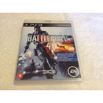 Jogo Ps3- Battlefield 4 Totalmente Em Pt-br , Frete Barato