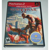 God Of War   Ação   Luta   Jogo Ps2   Produto Original