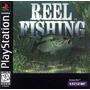 Reel Fishing - Pesca - Playstation 1 - Frete Gratis.