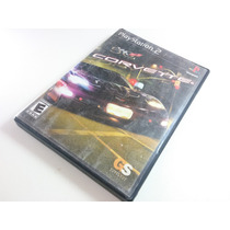 Jogo Playstation Two (2) - Corvette Completo Original