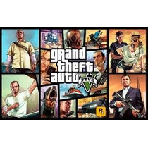 Gta 5 Grand Theft Auto V Midia Digital Da Psn Envio Rapido