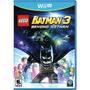 Jogo Novo Lego Batman 3 Beyond Gotham Para Nintendo Wii U
