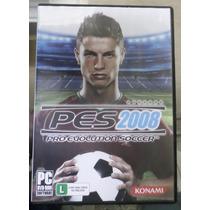 Jogo Para Pc - Pro Evolution Soccer 2008 - Pes 2008