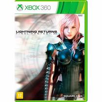 Lightning Returns Final Fantasy 13 - Xbox 360 - Lacrado