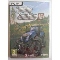 Farming Simulator 2015 Em Português !!! Pc Game !!!