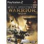 Full Spectrum Warrior - Ps2 - Original