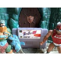 Cartucho Super Nintendo - Super Soccker 95 Futebol