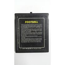 Jogo Atari 2 Em 1 Football E Tennis Cartucho Fita Dactar