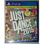Just Dance 2015 Ps4 - Jogo Dança Usa Ps Camera Ou Ps Move