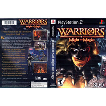 Warriors Of Might And Magic Ps2 Original Usado