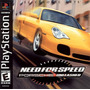 Need For Speed Porche - Playstation 1 - Frete Gratis.