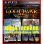 God Of War Collection Jogo Ps3 Midia Lacrada - Envio No Dia!