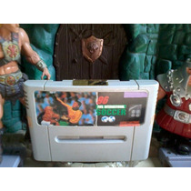 Cartucho Super Nintendo - Fifa International Soccker Futebol
