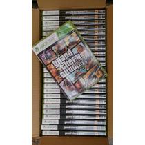 Gta 5 Xbox 360 - Novo - Lacrado