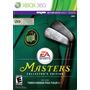 Jogo Tiger Woods Pga Tour 13 Collectors Edition Xbox 360