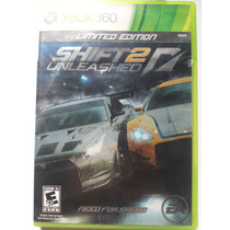 Jogo Shift 2 Unleashed Limited Edition Xbox 360