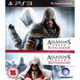 Assassins Revelations + Brotherhood Ps3 Psn - Midia Digital