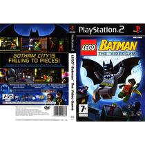 Lego Batman - Playstation 2 - Frete Gratis.
