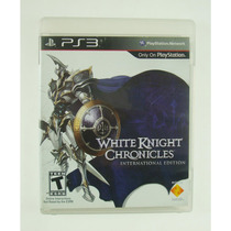 White Knight Chronicles International Edition / Play 3!