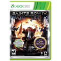Saints Row Iv: National Treasure Edition + De 20 Packs Dlc