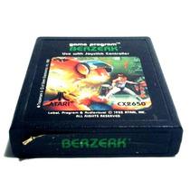 Berzerk Atari - Original Atari 2600 (não É Hero)