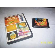 Jogo Desert Strike Com Caixa Mega Drive