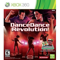 Dance Dance Revolution Bundle Com Tapete - Pronta Entrega