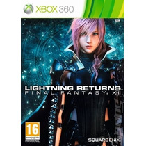 Lightning Returns: Final Fantasy Xiii 13 - Xbox 360 Novo